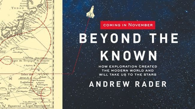 Andrew Rader's BEYOND THE KNOWN