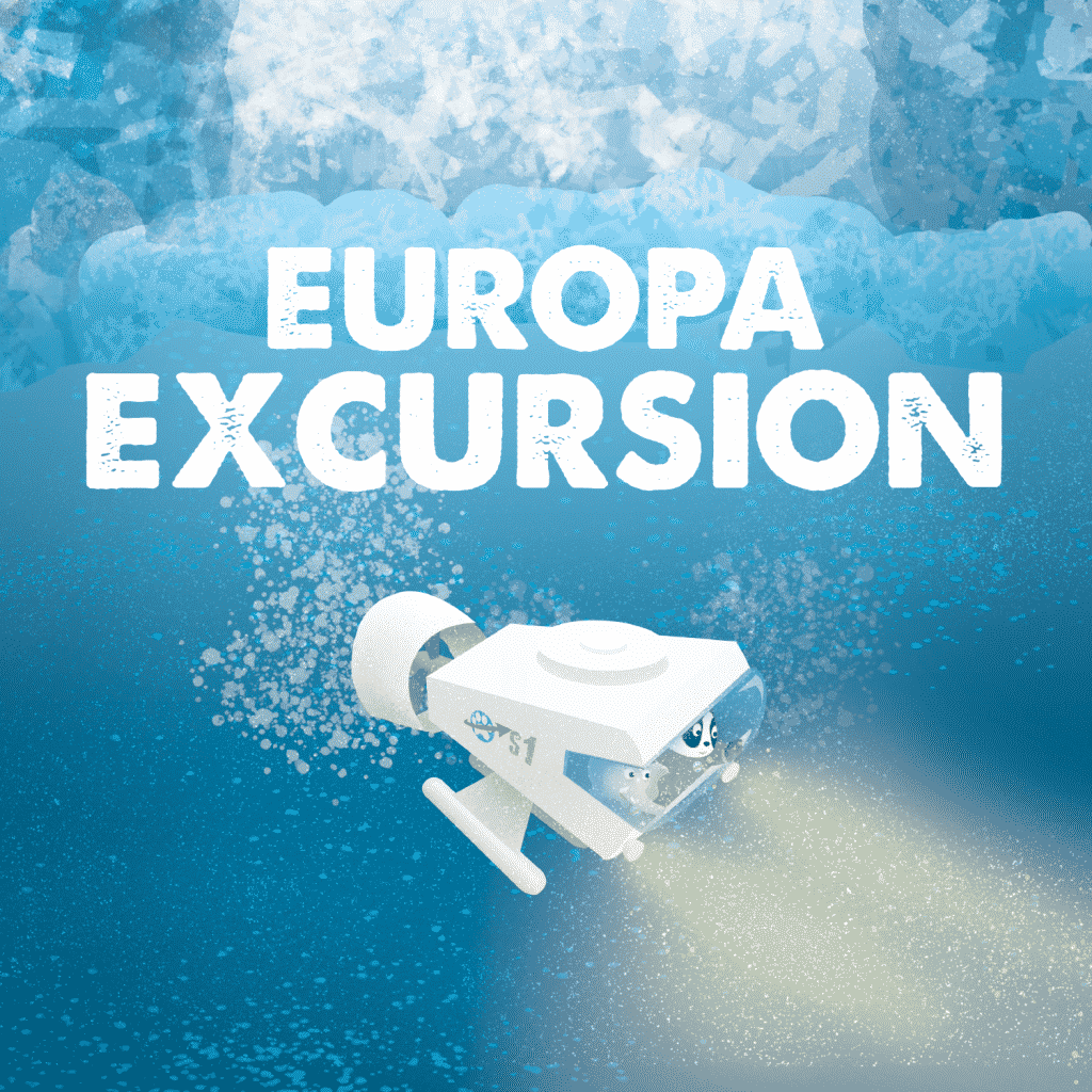 Europa Excursion by Andrew Rader